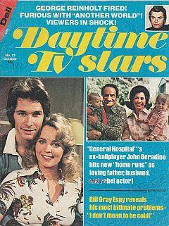 Daytime TV Stars October 1975
