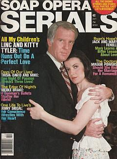 Soap Opera Serials October 1977