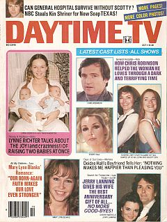 Daytime TV - October 1980