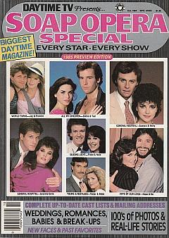 Soap Opera Special October 1984