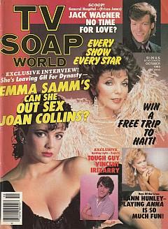 TV Soap World October 1985