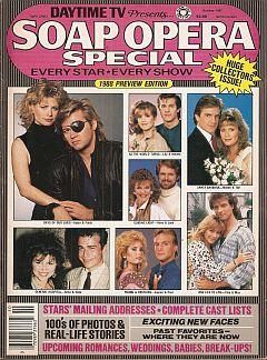 Soap Opera Special October 1987