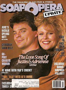 Soap Opera Update - October 1988