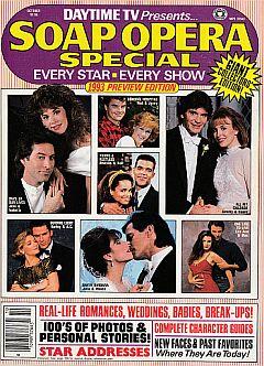 Soap Opera Special October 1992