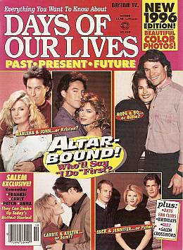 Everything Days Of Our Lives - October 1996