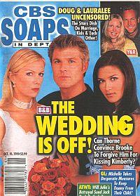 CBS Soaps In Depth October 10, 2000