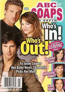 ABC Soaps In Depth October  10, 2006