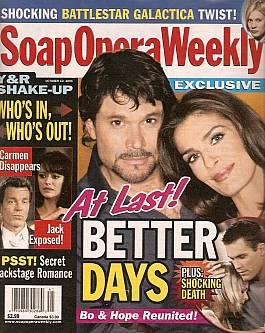 Soap Opera Weekly October 10, 2006
