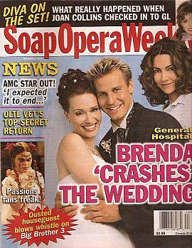 Soap Opera Weekly October 1, 2002