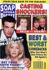 Soap Opera Digest - October 10, 1995