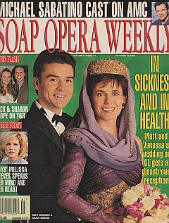 Soap Opera Weekly October 10, 1995