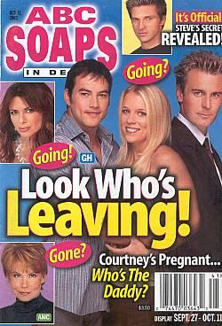 ABC Soaps In Depth October 11, 2005