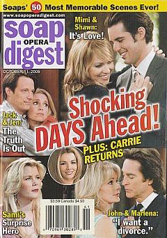 Soap Opera Digest Oct. 11, 2005