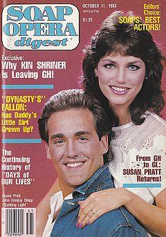 October 11, 1983 Soap Opera Digest