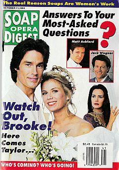 Soap Opera Digest - October 11, 1994