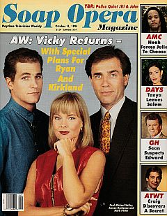Soap Opera Magazine October 11, 1994