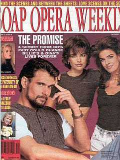 Soap Opera Weekly October 11, 1994