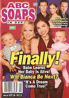 ABC Soaps In Depth October 12, 2004