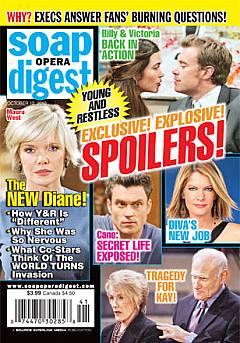 Soap Opera Digest October 12, 2010