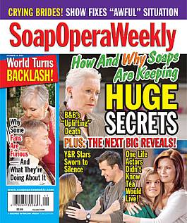 Soap Opera Weekly Oct. 12, 2010