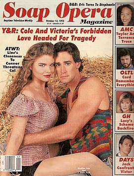 Soap Opera Magazine Oct. 12, 1993