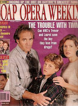 Soap Opera Weekly October 12, 1993