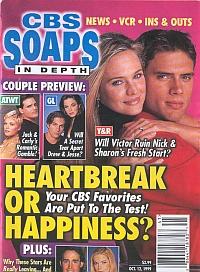 CBS Soaps In Depth October 12, 1999