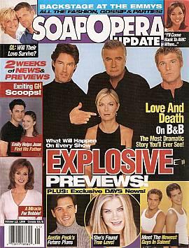 Soap Opera Update October 12, 1999