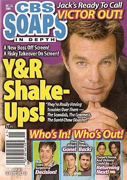 CBS Soaps In Depth October 13, 2008