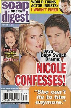 Soap Opera Digest October 13, 2009