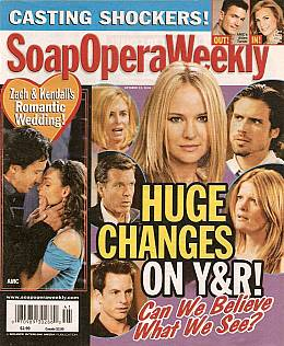 Soap Opera Weekly Oct. 13, 2009