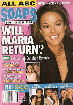 ABC Soaps In Depth - October 13, 1998