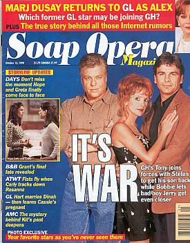 Soap Opera Magazine October 13, 1998