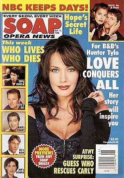 Soap Opera News October 13, 1998