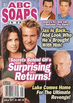 ABC Soaps In Depth October 14, 2003
