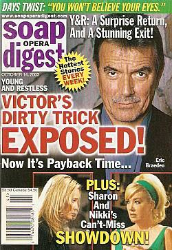 Soap Opera Digest Oct. 14, 2003