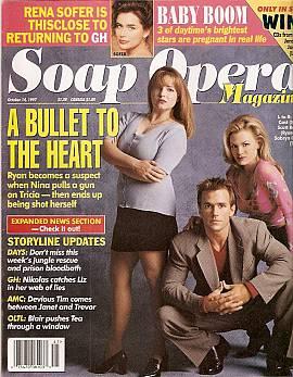 Soap Opera Magazine October 14, 1997