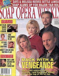 Soap Opera Weekly October 14, 1997