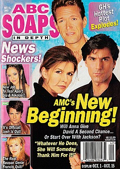 ABC Soaps In Depth October 15, 2002