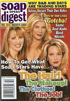 Soap Opera Digest Oct. 15, 2002