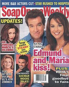 Soap Opera Weekly October 15, 2002