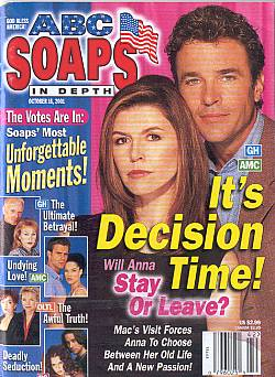 ABC Soaps In Depth October 16, 2001