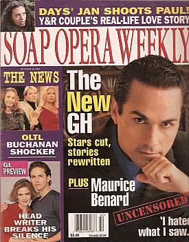 Soap Opera Weekly October 16, 2001