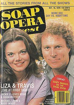 Soap Opera Digest October 16, 1979