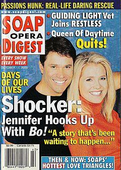 Soap Opera Digest - October 17, 2000