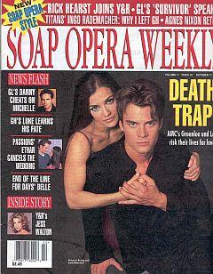 Soap Opera Weekly October 17, 2000