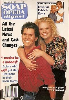 Soap Opera Digest October 17, 1989