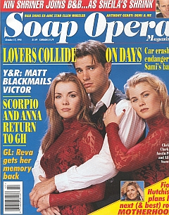 Soap Opera Magazine October 17, 1995