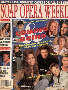 Soap Opera Weekly October 17, 1995