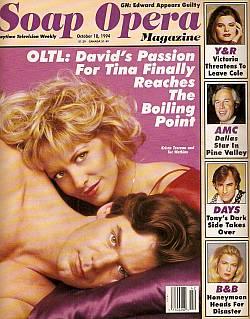 Soap Opera Magazine October 18, 1994